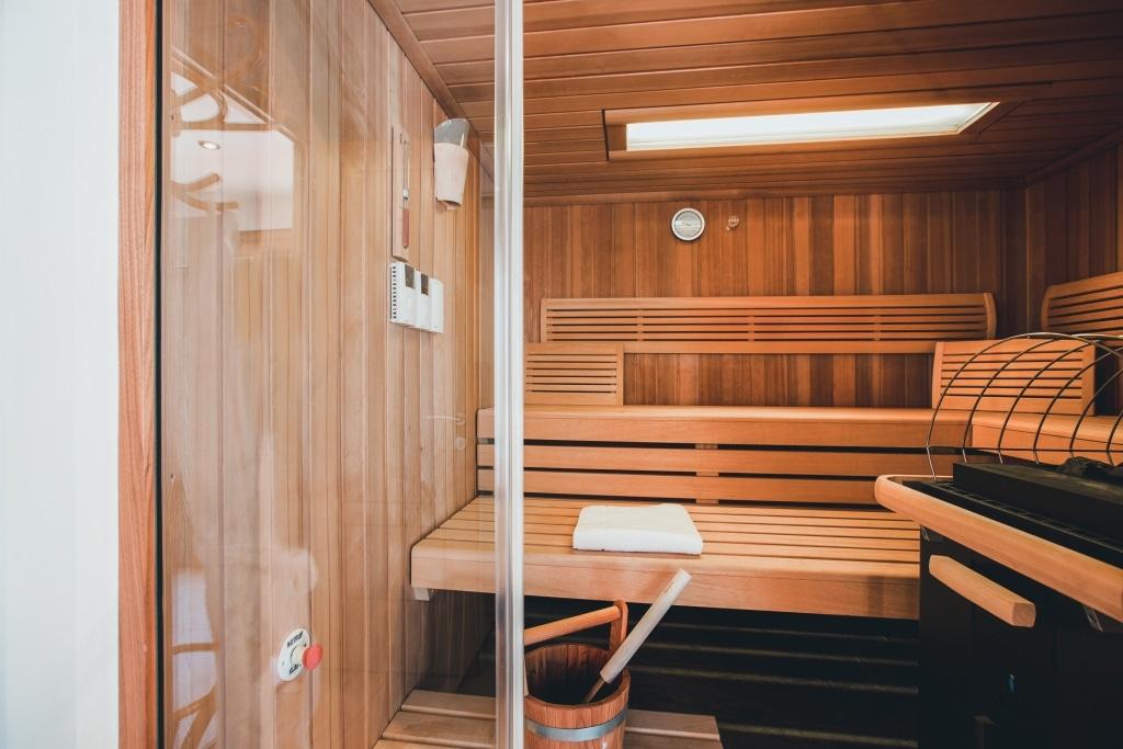 Das Hotel Schrofenstein ist ein Hotel mit Sauna in Landeck