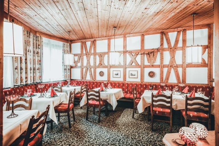 Feiern Sie Ihr nächstes Fest im Hotel Schrofenstein in Landeck