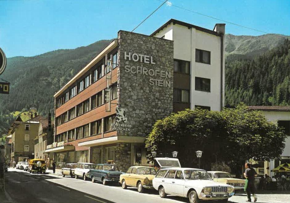 Das Hotel Schrofenstein in Landeck ist ein Haus mit Geschichte