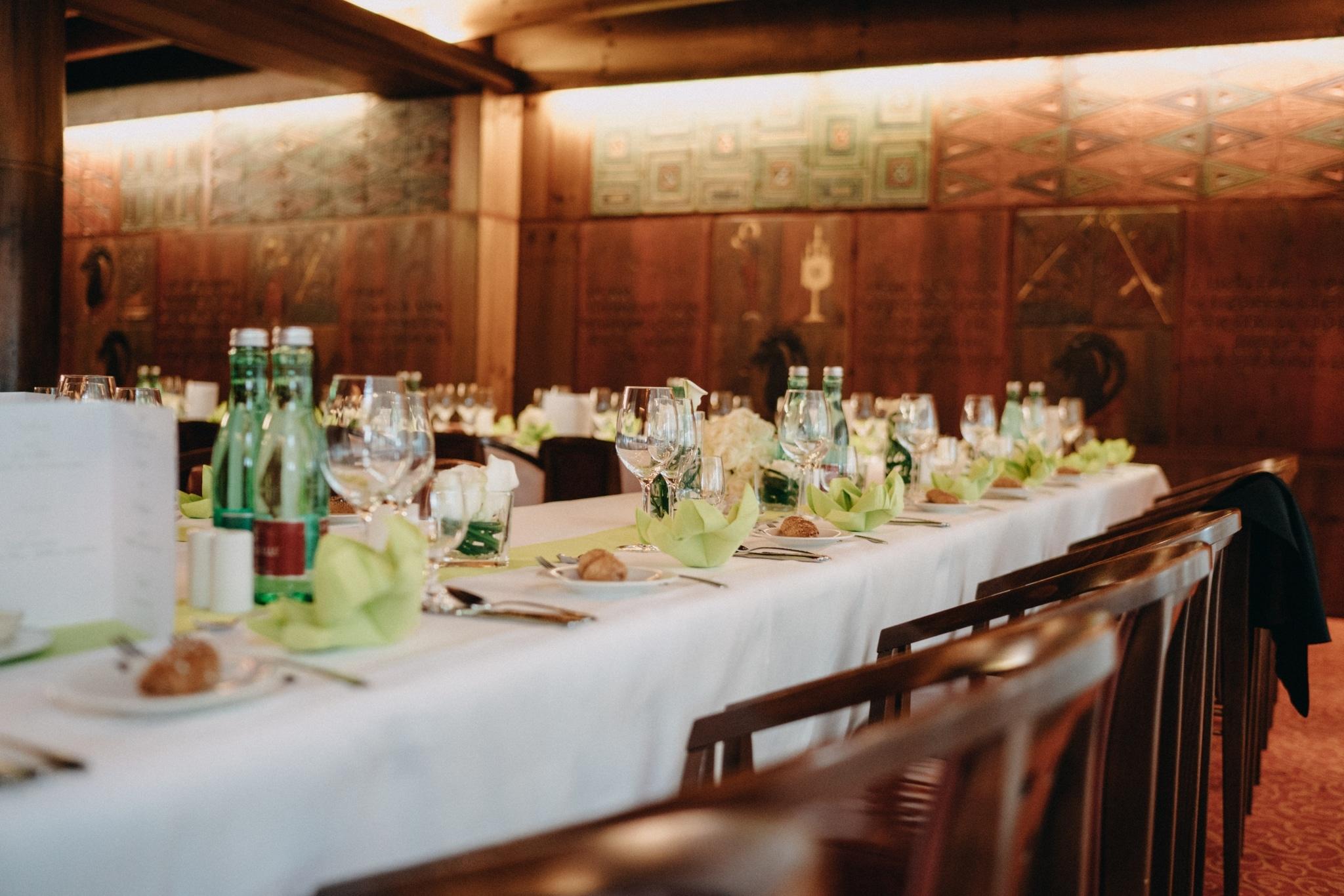 Ihre Hochzeitsfeier im Hotel Schrofenstein in Tirol