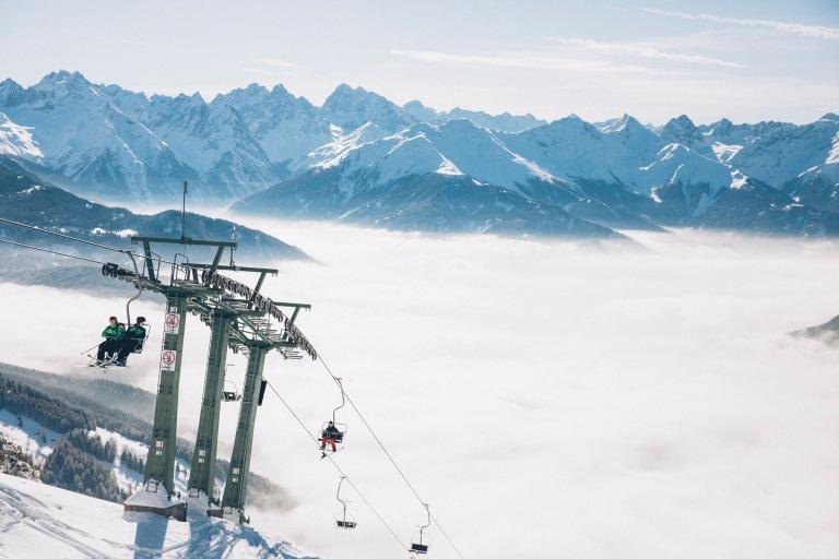 Über 1.000 Pistenkilometer erwarten Sie in den Skigebieten rund um Landeck
